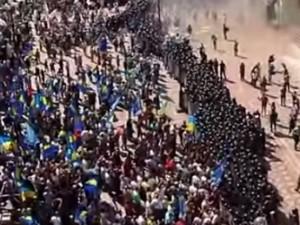 Столкновения под ВР 31 июля
