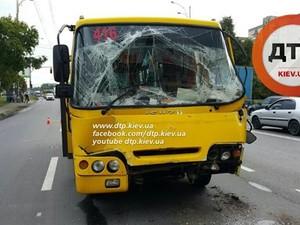 Фото с места аварии, источник - dtp.kiev.ua