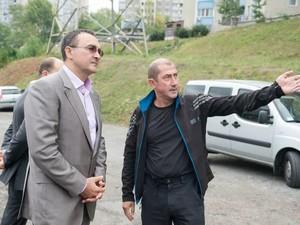 Первый вице-мэр инспектирует городские парковки. Фото с сайта КГГА.
