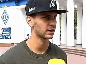 Александр Драгович, dinamo.kiev.ua