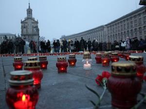 Марш мира в память погибших в Волновахе