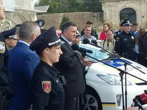Раскрытие угона машины в Киеве