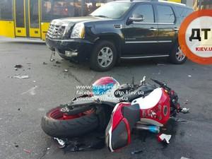 авария, в которой пострадал ларсен