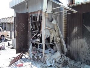 взрыв у радиорынка в Киеве