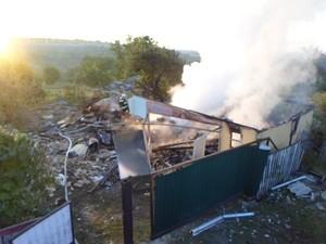 взрыв газа в мироновском районе