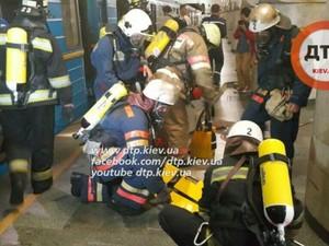 учения в киевском метро