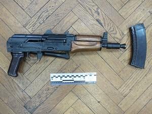 торговля оружием на Печерске