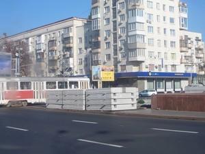 отмена двух трамвайных маршрутов в киеве