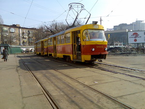 реконструкция старых трамваев