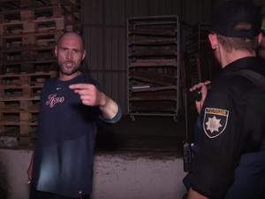рецидивист уважает полицию