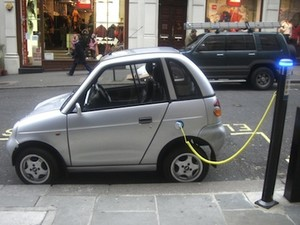 слет электромобилей киев