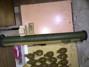 боеприпасы в гараже киев