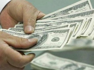 взятка доллары