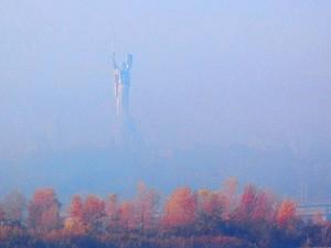 столица в тумане