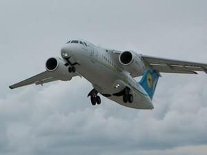 самолет киев - ивано-франковск
