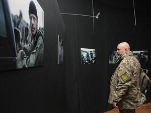 фотовыставка бойца ато в киеве