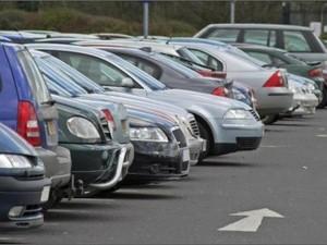 ликвидация незаконных парковок киев
