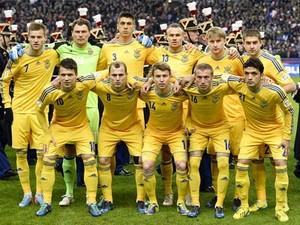 сборная украины футбол