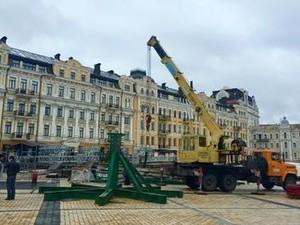 софиевская площадь киев