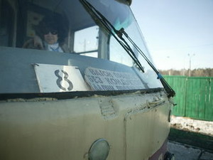 трамвай № 8 киев