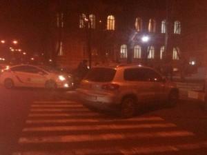 задержание машины игоря луценко