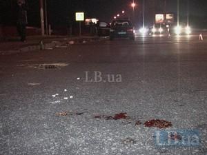 авария с участием машины омельченко