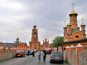 голосеевский монастырь киев