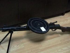 ручной пулемет