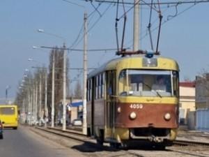трамвай киев