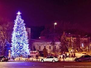 киев новый год