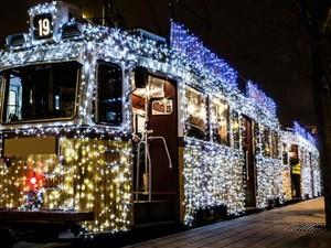 сказочный трамвай