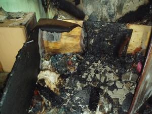 пожар в роддоме