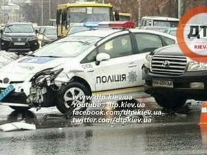 авария на дороге в киеве