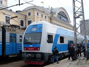поезд киев