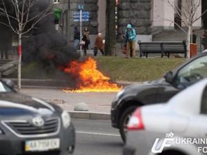 таксисты киева против убера