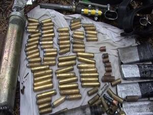 арсенал в гараже киев