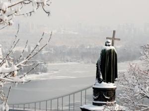 В Киеве пойдет снег