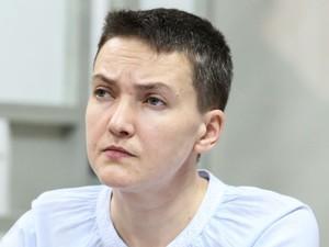 Савченко выдвинута от партии Опора