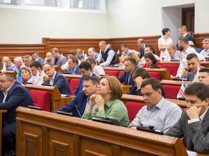 К шестому сентября КГГА должна будет подать в Киевсовет проект решения по бюджету