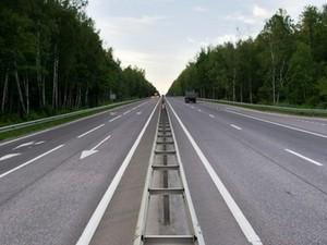 Новая дорога - с четырьмя полосами движения