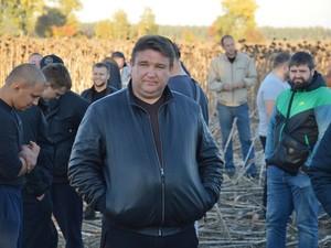 Убитый в городе Фастов Олег Коломиец
