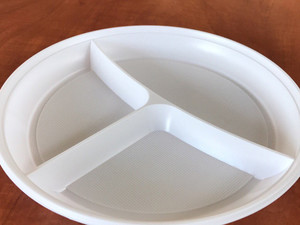 Фирма поставит мелкие тарелки диаметром 205 мм по 65.82 копейки