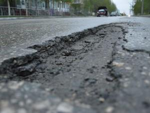 Фирмы отремонтировали дороги с низким качеством