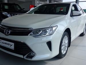 Фирма поставит три автомобиля Toyota Camry Comfort по 743 тысяч