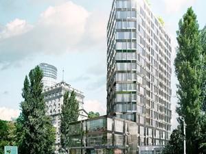 ЖК «Philadelphia Concept House» фактически будет находиться на Кловском спуске, 19