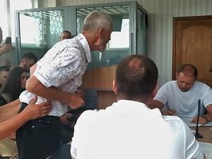 Заседание Московского райсуда 3 июля