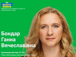 Анна Бондарь