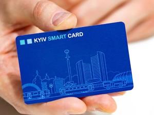 На них нанесут надписи «Ученический билет» и «Kyiv Smart Card»