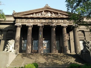 Это памятник архитектуры и градостроительства национального значения