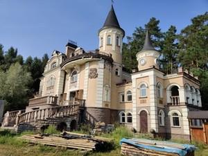 Замок дочери Бондаренко